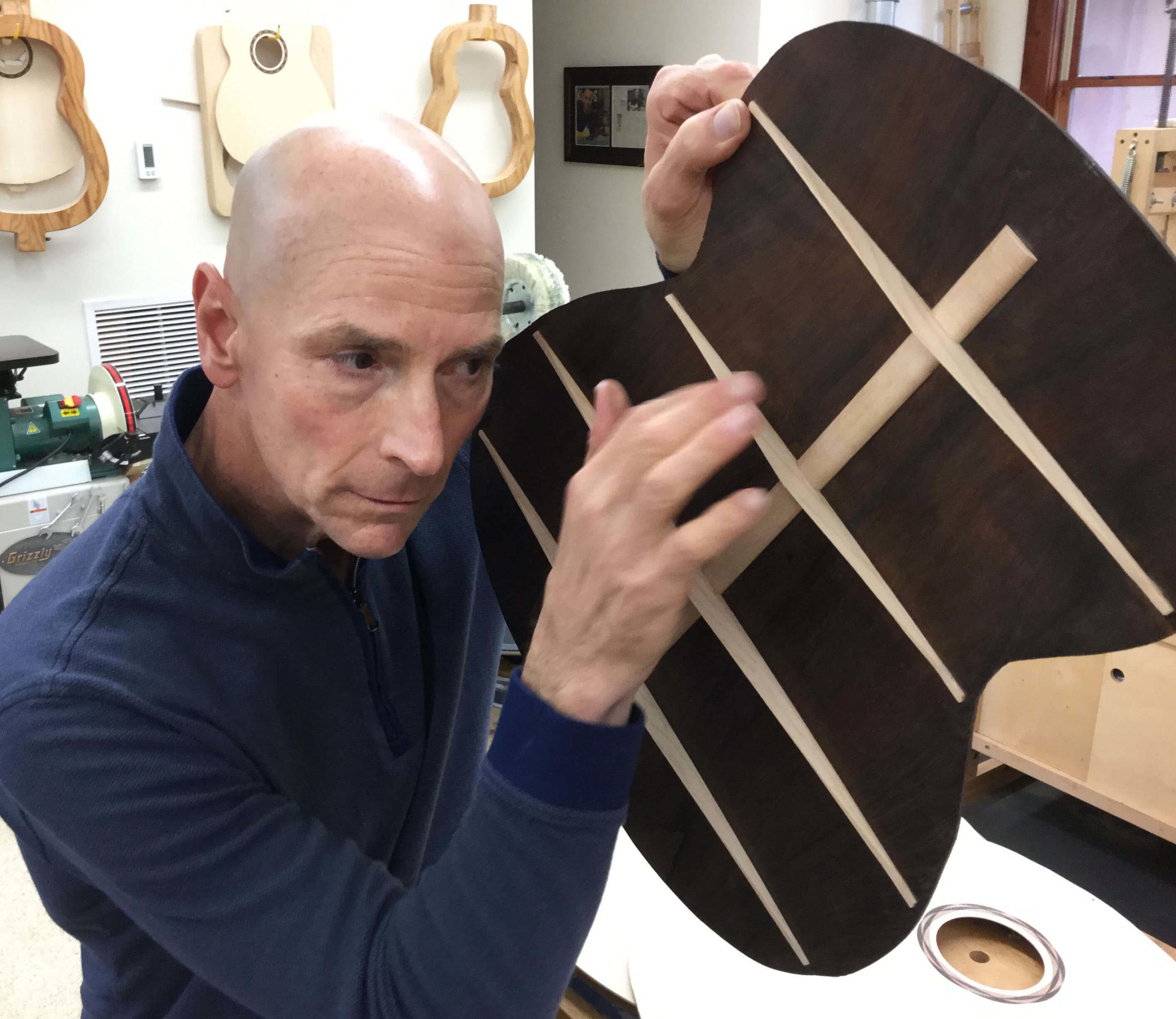 Master Luthier Dan Bresnan